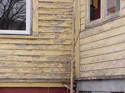 common complaints moisture causes of peeling paint real. Black Bedroom Furniture Sets. Home Design Ideas