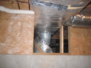 Basement-Crawlspace Mold